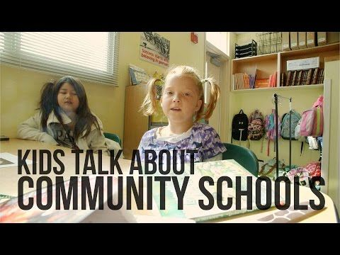 Kids Talk About Community Schools